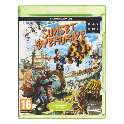 Gra Xbox ONE Sunset Overdrive