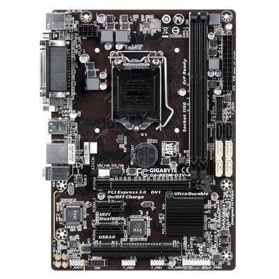Gigabyte Płyta główna GA-B85M-D3V-A LGA 1150 Micro ATX