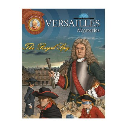 Gra PC Versailles Mysteries: The Royal Spy (klucz do pobrania)