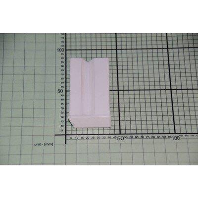 Narożnik czoła szuflady prawy biały (1032605)