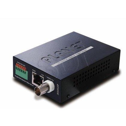 PLANET [IVS-H125P] Cyfrowy Video Server dla kamer analogowych [ MicroSD ][H.264][POE][ONVIF]