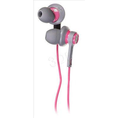 Słuchawki douszne Philips SHQ2300PK/00 (Szaro-różowy)