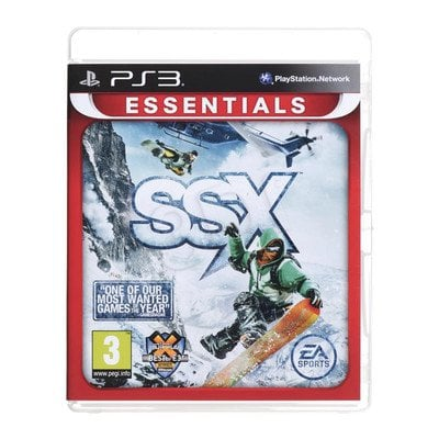 Gra PS3 SSX Essentials
