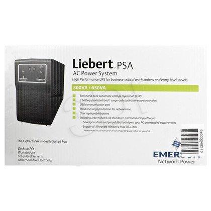 UPS Emerson Liebert PSA 650VA (390W) 230V