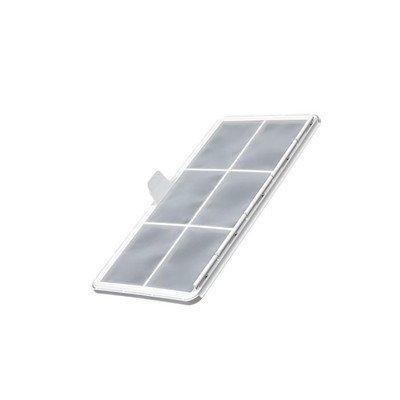 Filtry do suszarek bębnowych Filtr kłaczków w podstawie suszarki, szary (1366344032)