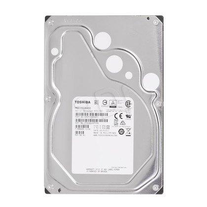 Dysk HDD TOSHIBA MG03SCA400 4GB SAS-2 64MB 7200obr/min