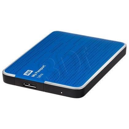 HDD WD MY PASSPORT ULTRA 500GB 2.5'' WDBPGC5000ABL USB 3.0/2.0 BLUE