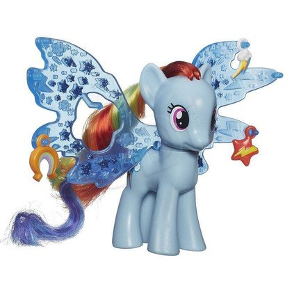 MLP MY LITTLE PONY SKRZYDLATE KUCYKI HASBRO RAINBOW DAS