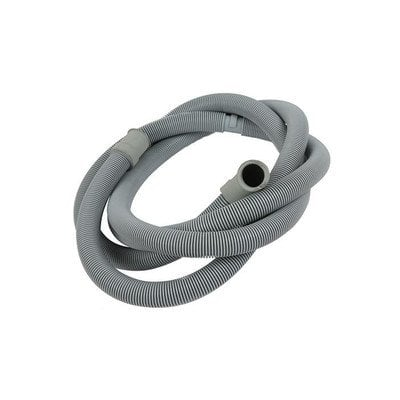 Wąż spustowy do pralki – dl. 2430 mm (1469736092)