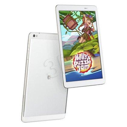"""Huawei Tablet T1( 10,0"""" Wi-FI, LTE 16GB Srebrny)"""