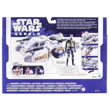 SW STAR WARS E7 POJAZDY KLASY I DELUXE NA FIGURKI 10CM HASBRO B3675