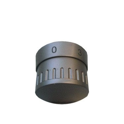 Pokrętło scandium 1109 inox ze spr. (9046815)