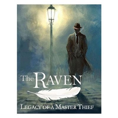 Gra PC The Raven - Legacy of a Master Thief - Digital Deluxe (klucz do pobrania)