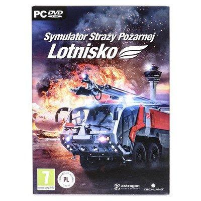 Gra PC Symulator Straży Pożarnej: Lotnisko