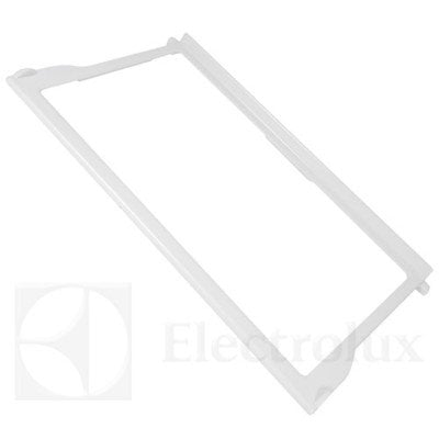 Plastikowe ramki półek do lodówe Obramowanie szklanej półki chłodziarki (2057988012)
