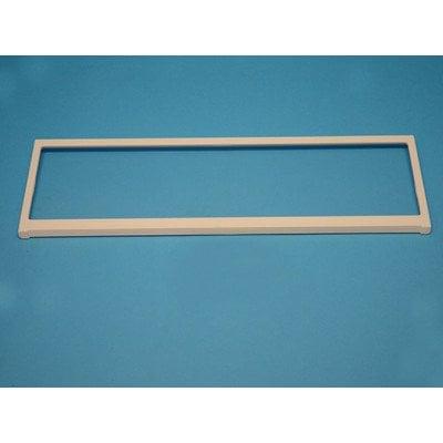 Półka szklana z ramką (180219)
