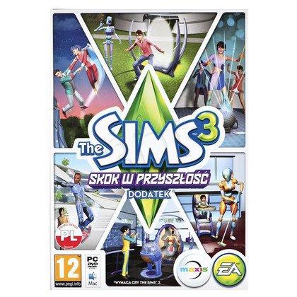 Gra PC The Sims 3 Skok W Przyszłość (dodatek)