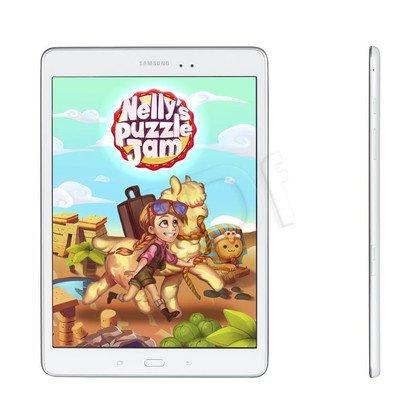 """Samsung Tablet Galaxy Tab A T550( 9,7"""" Wi-Fi 16GB biały)"""