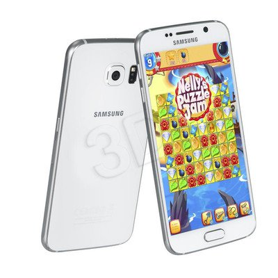 "Smartphone Samsung Galaxy S6 (G920) 64GB 5,1"" biały LTE"