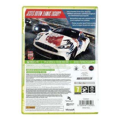 Gra Xbox 360 Need for Speed Rivals Classic Tier 2