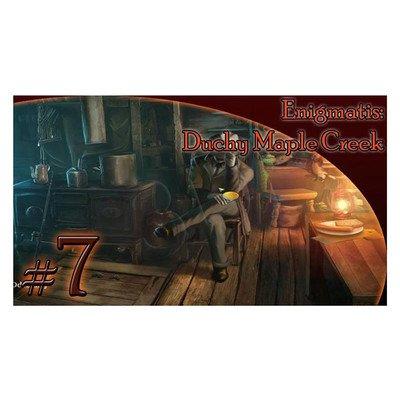 Gra PC Enigmatis: Duchy Maple Creek - Cyfrowa Edycja Kolekcjonerska (klucz do pobrania)