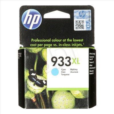 HP Tusz Niebieski HP933XL=CN054AE, 825 str.
