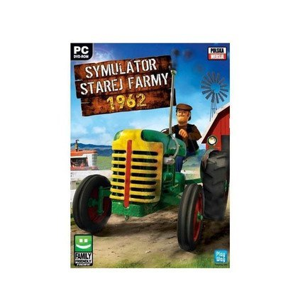 Gra PC Symulator Starej Farmy 1962 (klucz do pobrania)