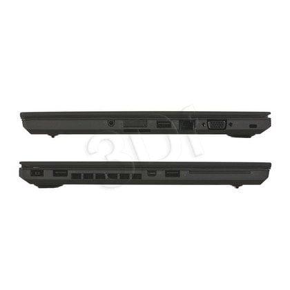 "LENOVO ThinkPad T450 i5-5200U 4GB 14"" HD+ 500+8GB HD5500 Win7P W10P Czarny 20BV003NPB 3Y"