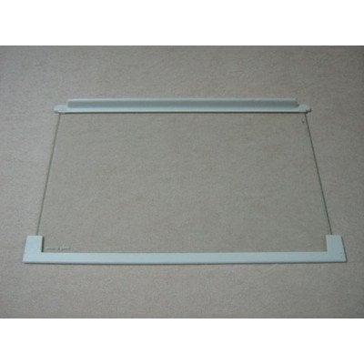 Plastikowe ramki półek do lodówe Półka szklana z ramkami 520x340 mm (dł. szyby 490 mm) (2251216178)