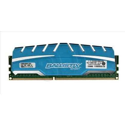 Crucial BLS8G3D169DS3CEU Ballistix Sport XT DDR3 UDIMM 8GB 1600MT/s (1x8GB)