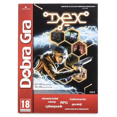 Gra PC Dobra Gra - DEX