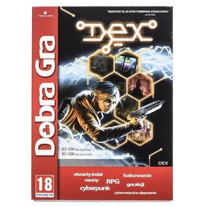 Gra PC Dobra Gra - DEX