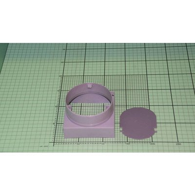 Reduktor 100 z klapką (1009071)