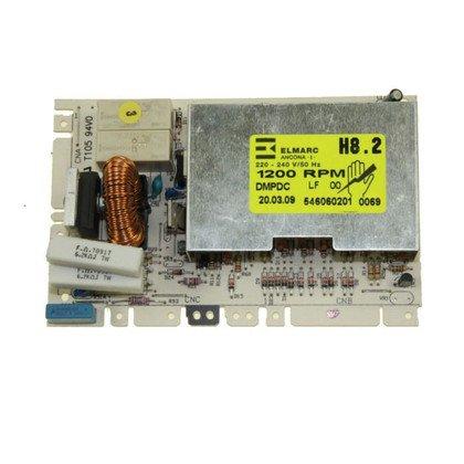 Elementy elektryczne do pralek r Moduł elektroniczny skonfigurowany do pralki Whirpool (481221458091)