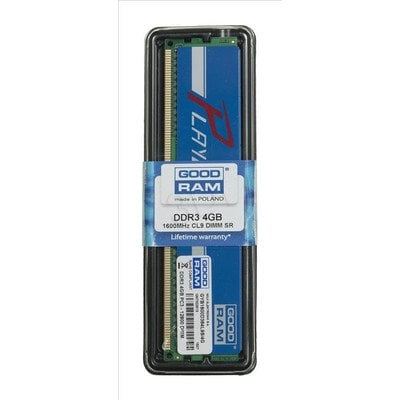 GOODRAM DDR3 PLAY 4GB PC1600 BLUE CL9 512x8