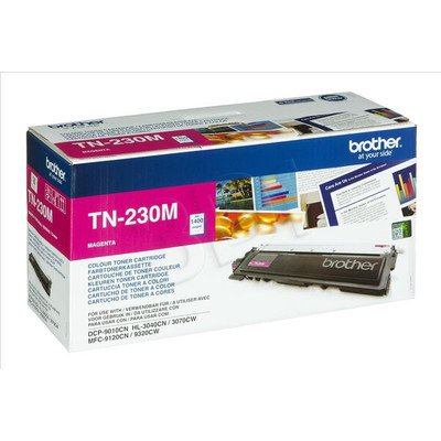 BROTHER Toner Czerwony TN230M=TN-230M, 1400 str.