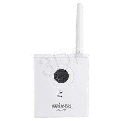 EDIMAX [IC-3115W] Kamera IP kierunkowa [wewnętrzna] [1.3 Mega-Pixel] [MJPEG] [WIFI]