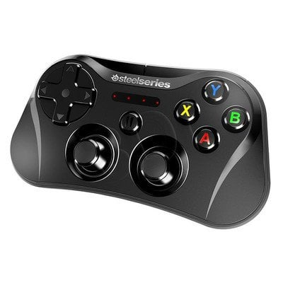 GAMEPAD STEELSERIES STRATUS WIRELESS CZARNY