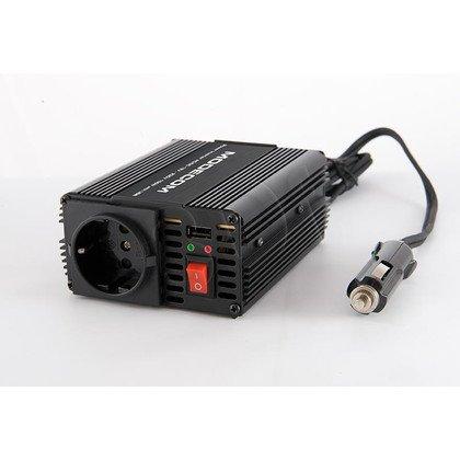 MODECOM PRZETWORNICA C015 AC/DC 12V-230V 150W USB B