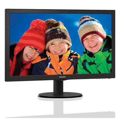 "MONITOR PHILIPS LED 21,5"" 223V5LSB2/10"