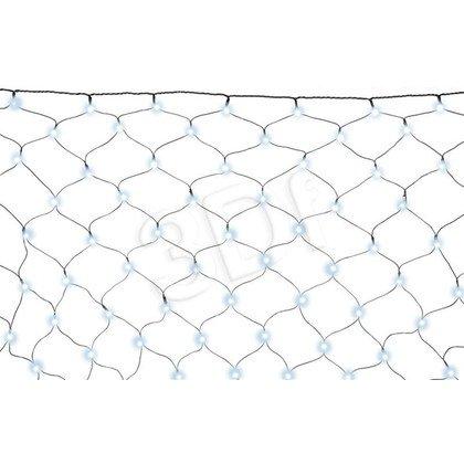 Sieć 100LED AJE-NLB10012CO białe zimne zew