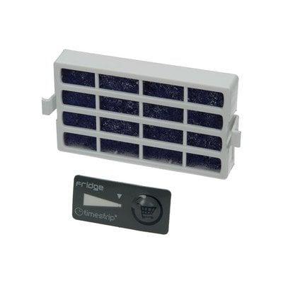 Półki na plastikowe i druciane r Filtr zapachów HYGPMIC Whirlpool (481248048173)
