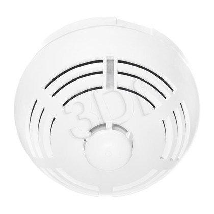SATEL ASD-110 Czujnik dymu i ciepła wewnętrzny bezprzewodowy biały