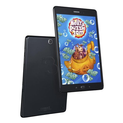 Samsung Tablet Galaxy Tab A (9.7, Wi-Fi) 16GB czarny