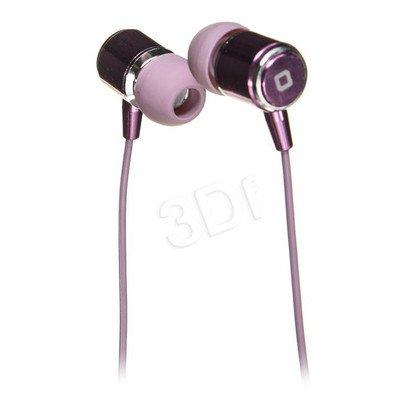 Słuchawki douszne z mikrofonem SBS Studio Mix 40 (Różowo-srebrny)