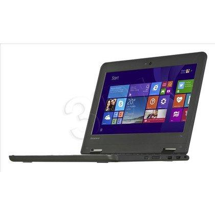 """LENOVO ThinkPad 11e M-5Y10C 4GB 11,6"""" HD 500GB HD5300 Win7P Win8.1P Czarny 20E60000PB"""