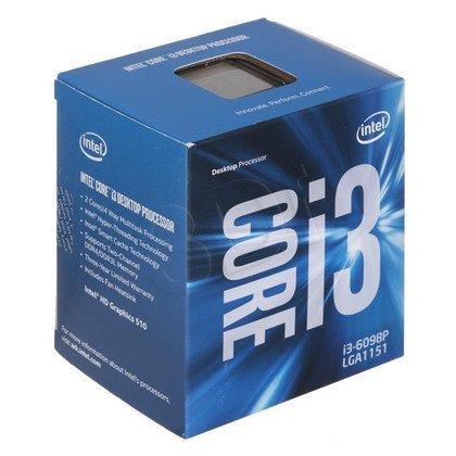 Procesor Intel Core i3 6098P 3600MHz 1151 Box