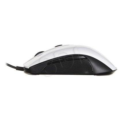Steelseries Mysz przewodowa optyczna Rival 100 4000cpi biała
