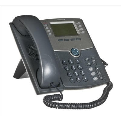 CISCO SPA508G TELEFON VoIP 2xRJ45/8 linie