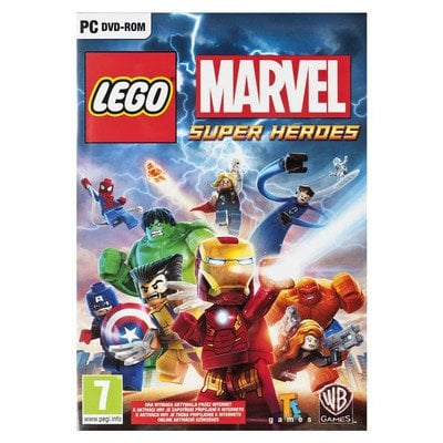 Gra PC LEGO Marvel Super Heroes
